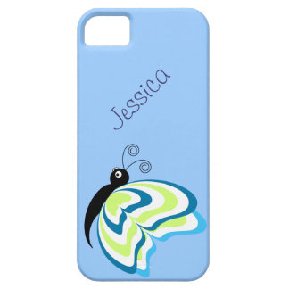 Personalized Butterfly iPhone 5 Case