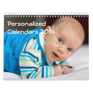 Personalized Calendars 2014