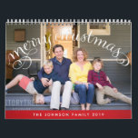 "Personalized Calendars Photo Merry Christmas 2019<br><div class=""desc"">In Photo Merry Christmas 2019 Personalized calendars (January - December) you can find a lot of pictures of cute kids and their families. But you can easily replace these photo with your and make your unique and special calendar with your kids, family members or anything you love the most. United...</div>"