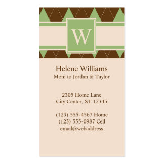 Personalized Calling Cards/Business Cards