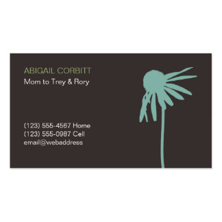 Personalized Calling Cards/Business Cards Double-Sided Standard Business Cards (Pack Of 100)