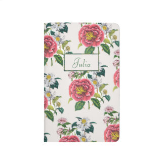 Personalized Camellias Journal