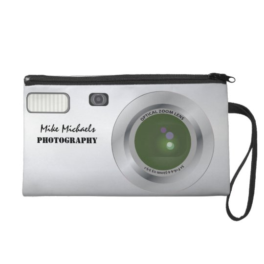 Personalized camera bag