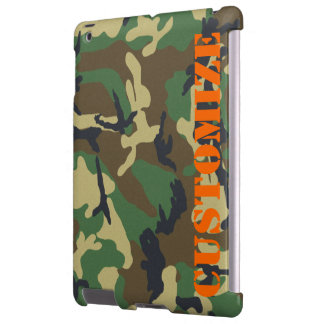 Personalized Camouflage Print
