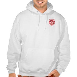 Personalized Canada Sport Jersey Hooded Sweatshirt