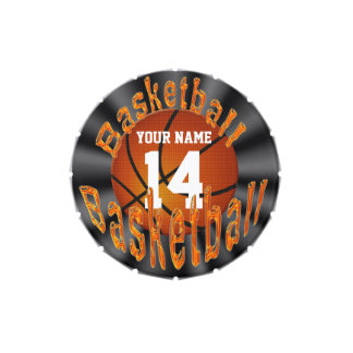 Personalized Candy Tins Basketball Team Gift Ideas
