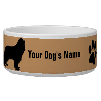 Personalized Cavalier King Charles Spaniel キャバリア Bowl