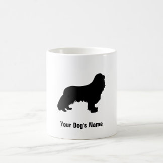 Personalized Cavalier King Charles Spaniel キャバリア Coffee Mug
