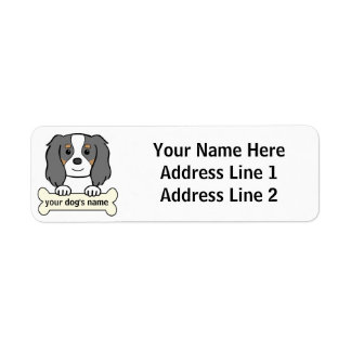 Personalized Cavalier Return Address Labels