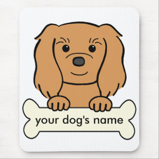 Personalized Cavalier Mouse Pad