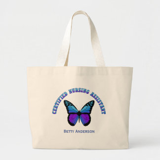 Personalized: Certified Nursing Assistant Bag