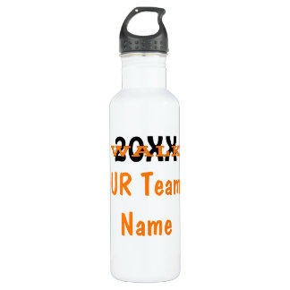 Personalized Charity Walk Stainless Steel Water Bottle