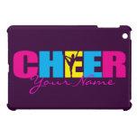 Personalized Cheer Cheerleading Purple iPad Mini Cover