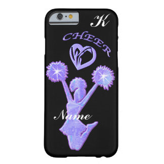 PERSONALIZED Cheer iPhone 6 Cases YOUR COLORS TEXT