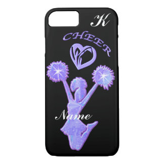 PERSONALIZED Cheer iPhone 7 Cases YOUR COLORS TEXT
