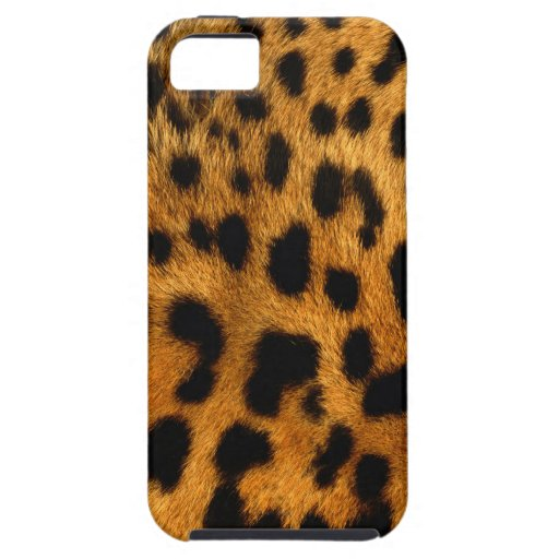 Personalized Cheetah iPhone 5 Cases