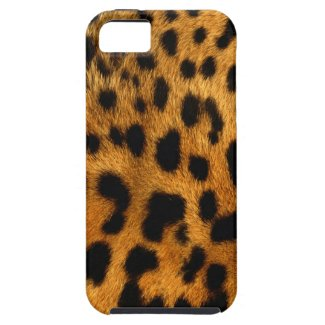 Personalized Cheetah iPhone 5 Cover