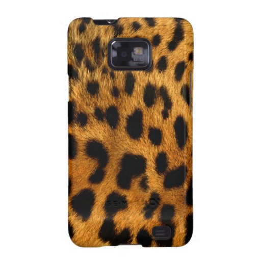 Personalized Cheetah Samsung Galaxy S2 Covers