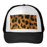 Personalized Cheetah Trucker Hat