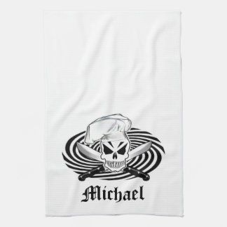 Personalized Chef Towel
