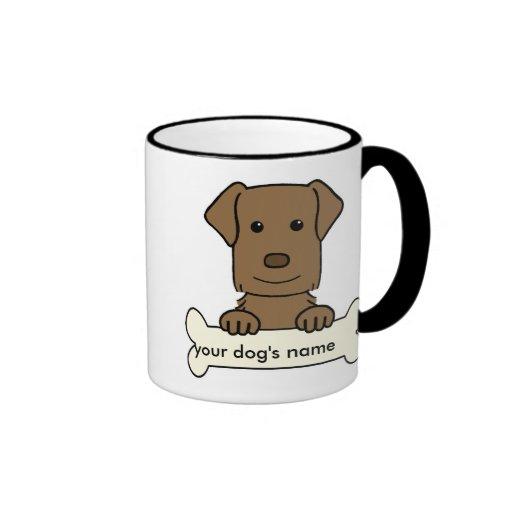 Personalized Chesapeake Bay Retriever Coffee Mug