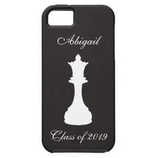 Personalized Chess Graduation iPhone 5 Case