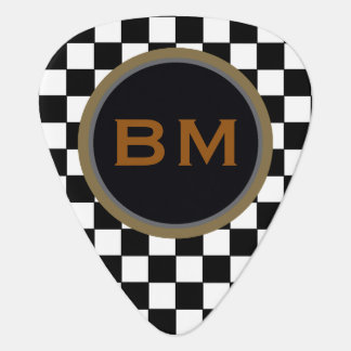 personalized chess guitar-pick for the guitarman guitar pick