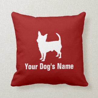 Personalized Chihuahua チワワ Pillows