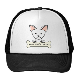 Personalized Chihuahua Trucker Hat