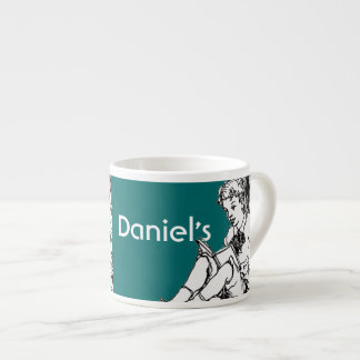Personalized Child Reading Child's Mug