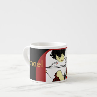 Personalized Child Reading Mug