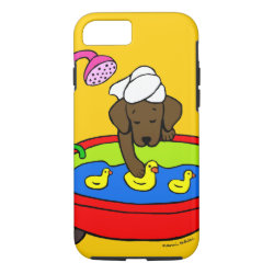 Case-Mate Barely There iPhone 7 Case with Labrador Retriever Phone Cases design
