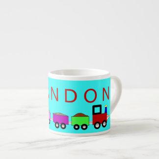 Personalized Choo Choo Train Child's Mug