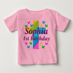 Christian 1 Year Old Baby Tops T Shirts