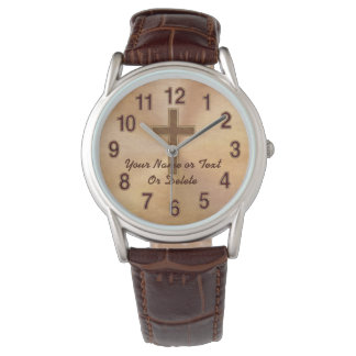 Personalized Christian Watches for Men or Women