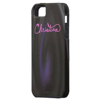 Personalized Christina iPhone 5 Case