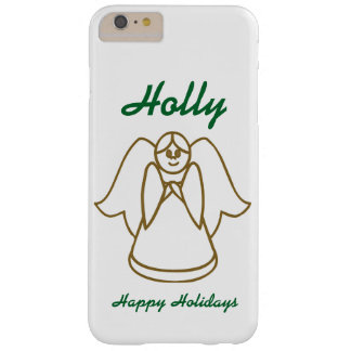 Personalized Christmas Angel Phone Case