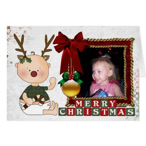 personalized christmas card | Zazzle: www.zazzle.com/personalized_christmas_card-137455107390712328