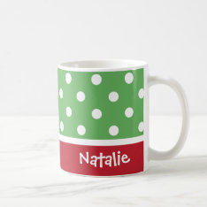 Personalized Christmas Coffee Mug at Zazzle