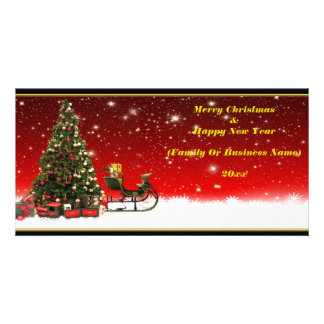 Personalized Christmas Greeting Cards