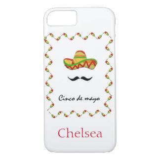 Personalized Cinco De Mayo Phone Case