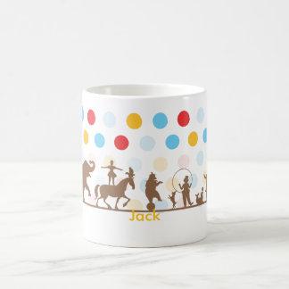 Personalized Circus Mug