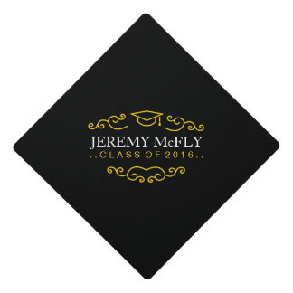 Personalized Class of 2016 Graduation Graduation Cap Topper