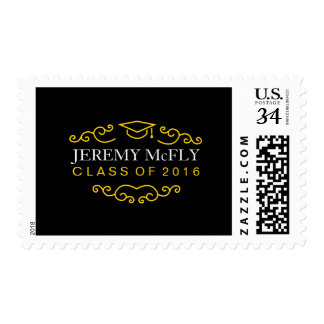 Personalized Class of 2016 Graduation Stamp