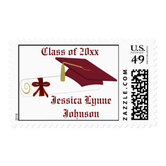Personalized Class of Postage