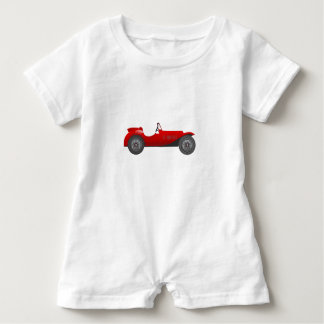 Personalized Classic Car Gifts Baby Romper