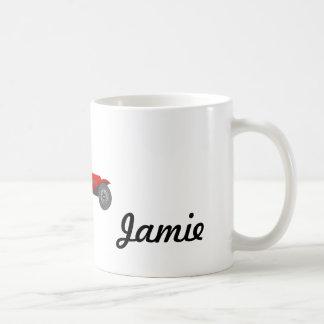 Personalized Classic Car Gifts Coffee Mug