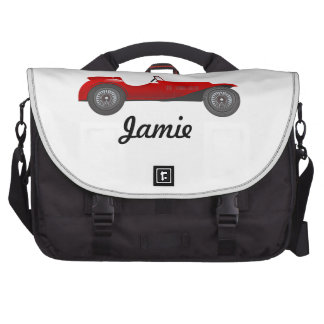 Personalized Classic Car Gifts Commuter Bag