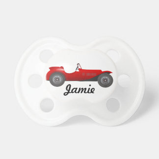 Personalized Classic Car Gifts Pacifier
