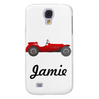 Personalized Classic Car Gifts Samsung Galaxy S4 Case